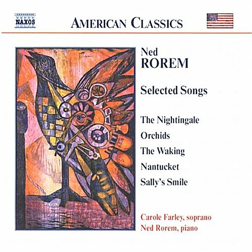 Selected Songs von Ned Rorem