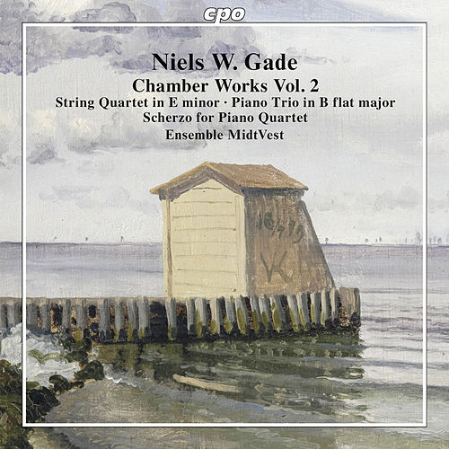 Gade: Chamber Works, Vol. 2 by Ensemble MidtVest