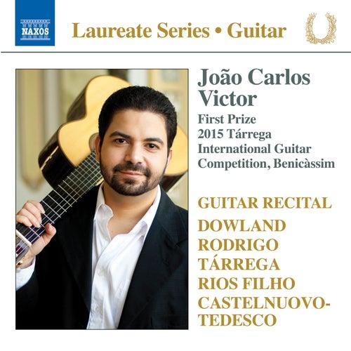 Guitar Recital: João Carlos Victor by João Carlos Victor