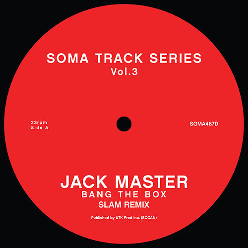 Soma Track Series Vol 3 von Jackmaster