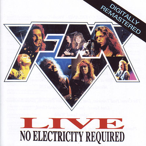Live: No Electricity Required von FM