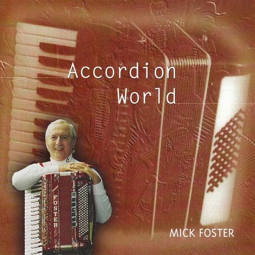 Accordion World de Mick Foster