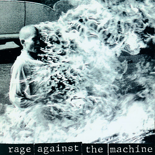 Rage Against The Machine van Rage Against The Machine