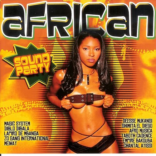 African Sound Party de Various Artists