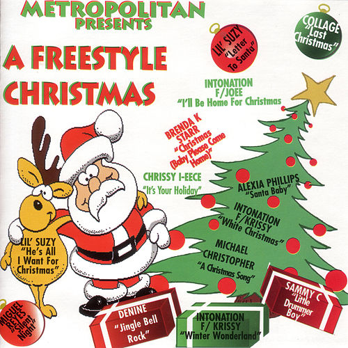 A Freestyle Christmas de Various Artists