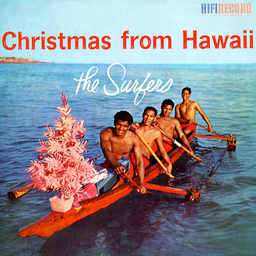 Christmas From Hawaii de The Surfers
