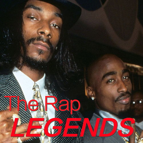 The Rap Legends by Various Artists