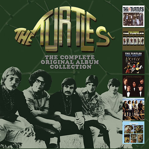 The Complete Original Albums Collection di The Turtles