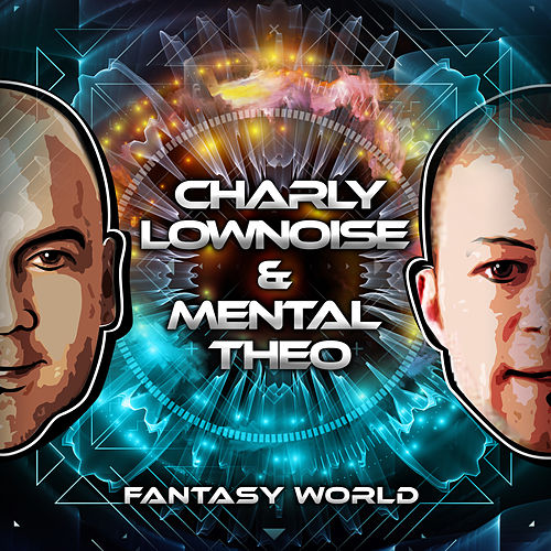 Fantasy World von Charly Lownoise