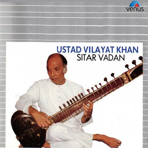 Ustad Vilayat Khan: Sitar Vadan by Ustad Vilayat Khan
