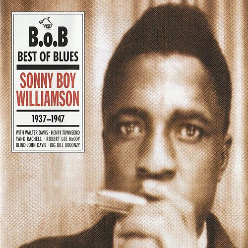 Sonny Boy Williamson (1937-1947) de Sonny Boy Williamson I