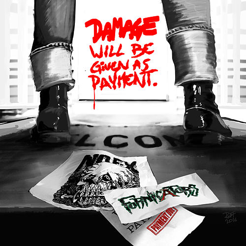 Damage Will Be Given as Payment / NOFX in Sweden de Various Artists