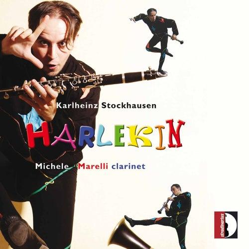 Karlheinz Stockhausen: Harlekin by Michele Marelli