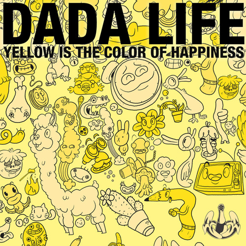 Yellow Is The Colour Of Happiness de Dada Life