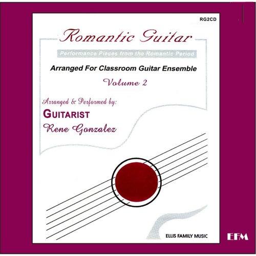 Romantic Guitar, Vol. 2 de Rene Gonzalez