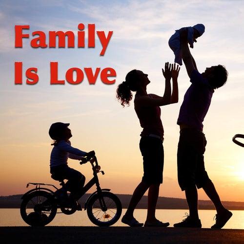Family Is Love de Various Artists