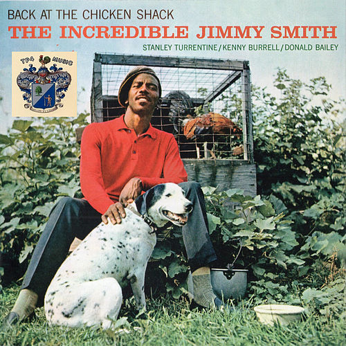 Back at the Chicken Shack de Jimmy Smith