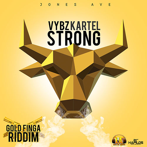 Strong - Single by VYBZ Kartel