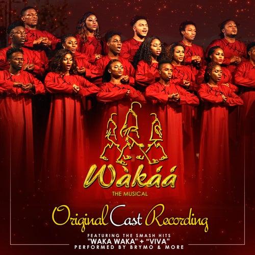 Wakaa (The Musical) de Various Artists