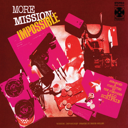 More Mission: Impossible by Lalo Schifrin