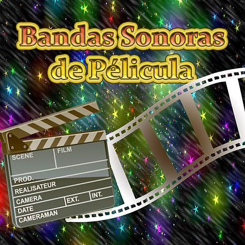 Bandas Sonoras de Película by Hollywood Symphony Orchestra
