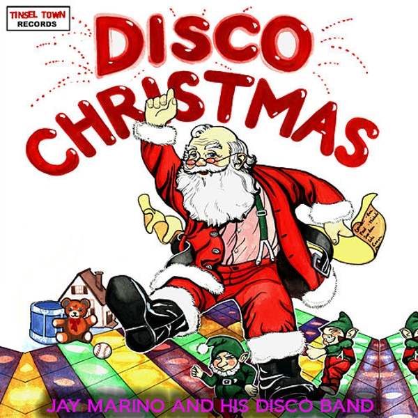 Christmas Disco Clipart.Disco Christmas By Jay Manero Napster