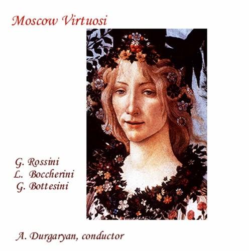 Moscow Virtuosi. Rossini/Boccherini/Bottesini by Various Artists