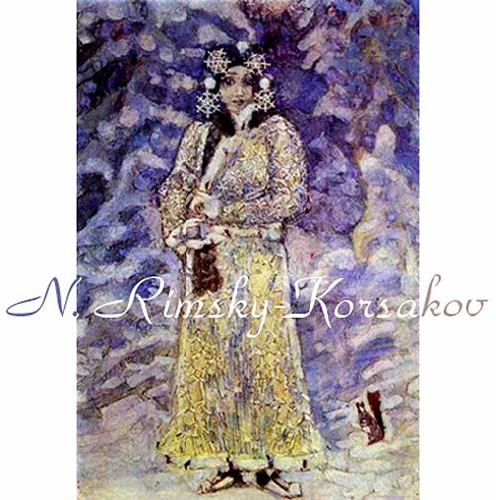 Rimsky-Korsakov: Pan Voyevoda, Op. 59, Snow Maiden Suite, Golden Cockerel Suite & The Little Oak Stick, Op. 62 von Bolshoi Theatre Orchestra