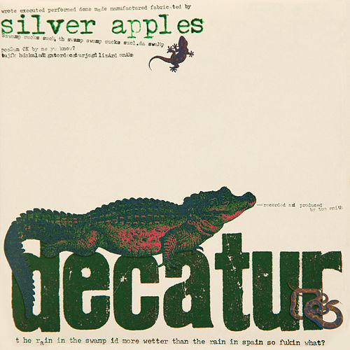 Decatur by Silver Apples