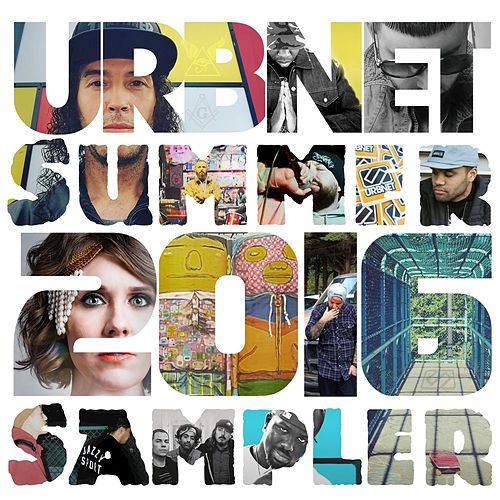 URBNET Summer 2016 Sampler von Various Artists