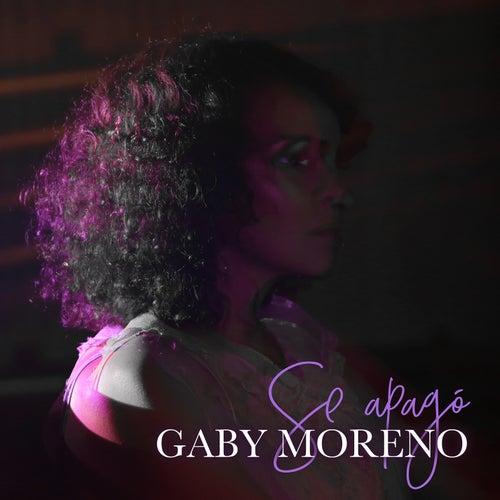 Se Apagó de Gaby Moreno