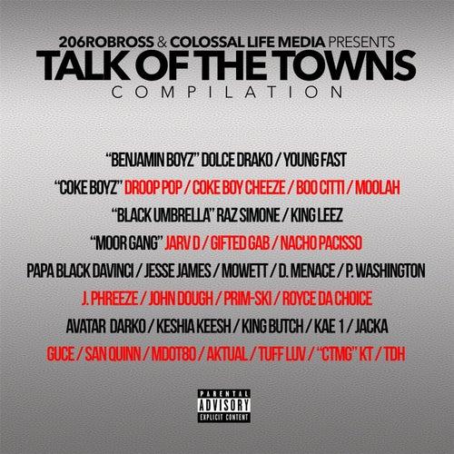 Talk of the Towns de Various Artists