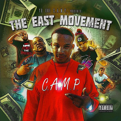 The East Movement von Various Artists