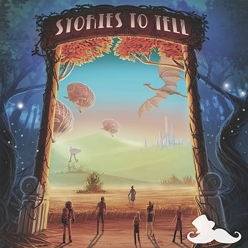 Stories to Tell by Just a Gent