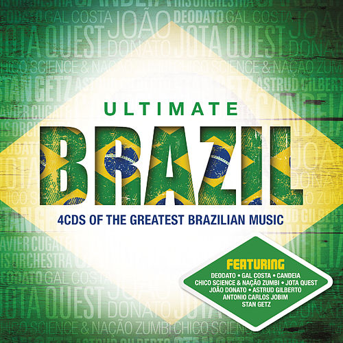 Ultimate... Brazil de Various Artists
