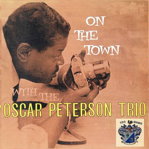 On the Town de Oscar Peterson