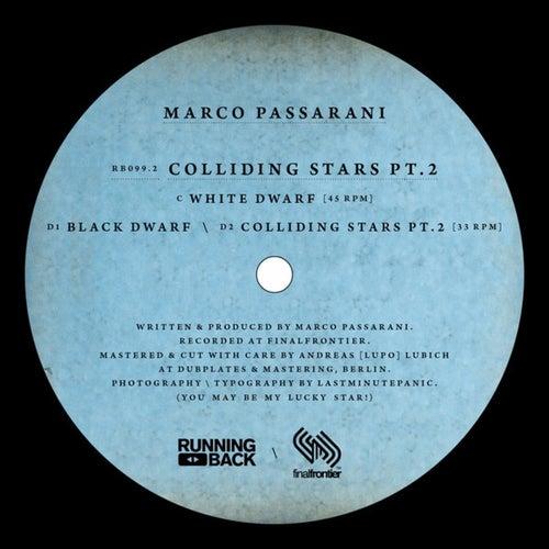 Colliding Stars Pt. 2 by Marco Passarani