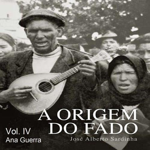 A Origem do Fado (Vol. IV) de Ana Guerra