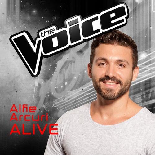 Alive (The Voice Australia 2016 Performance) de Alfie Arcuri