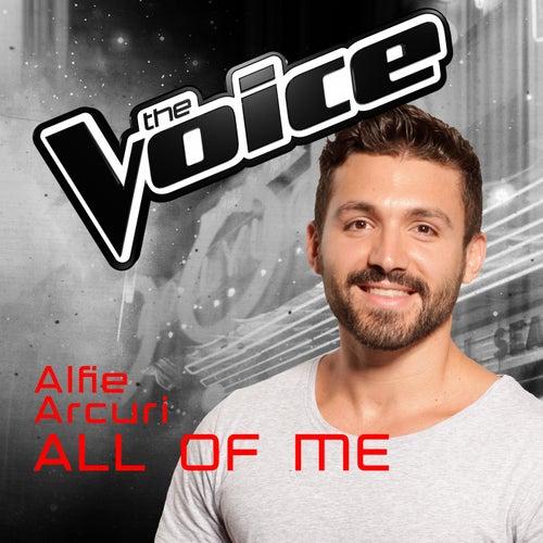 All Of Me (The Voice Australia 2016 Performance) de Alfie Arcuri
