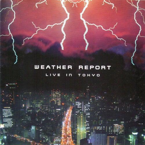 Live in Tokyo de Weather Report