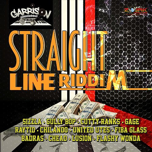 Straight Line Riddim by Various Artists