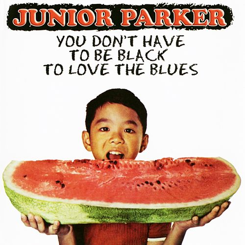 You Don't Have to Be Black to Love the Blues de Junior Parker