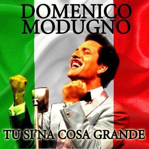 Tu si'na cosa grande de Domenico Modugno