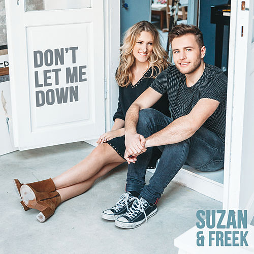 Don't Let Me Down de Suzan