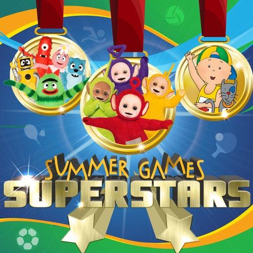 Summer Games Superstars by Various Artists
