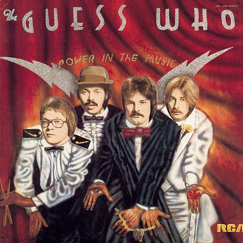 Power In The Music de The Guess Who