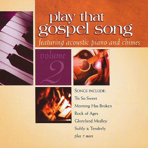 Play That Gospel Song Vol. 2 de Instrumental