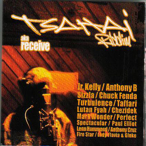 Tsahai Riddim by Various Artists