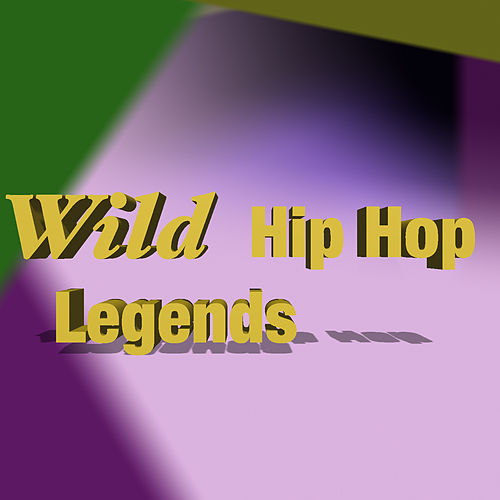 Wild Hip Hop Legends by Various Artists